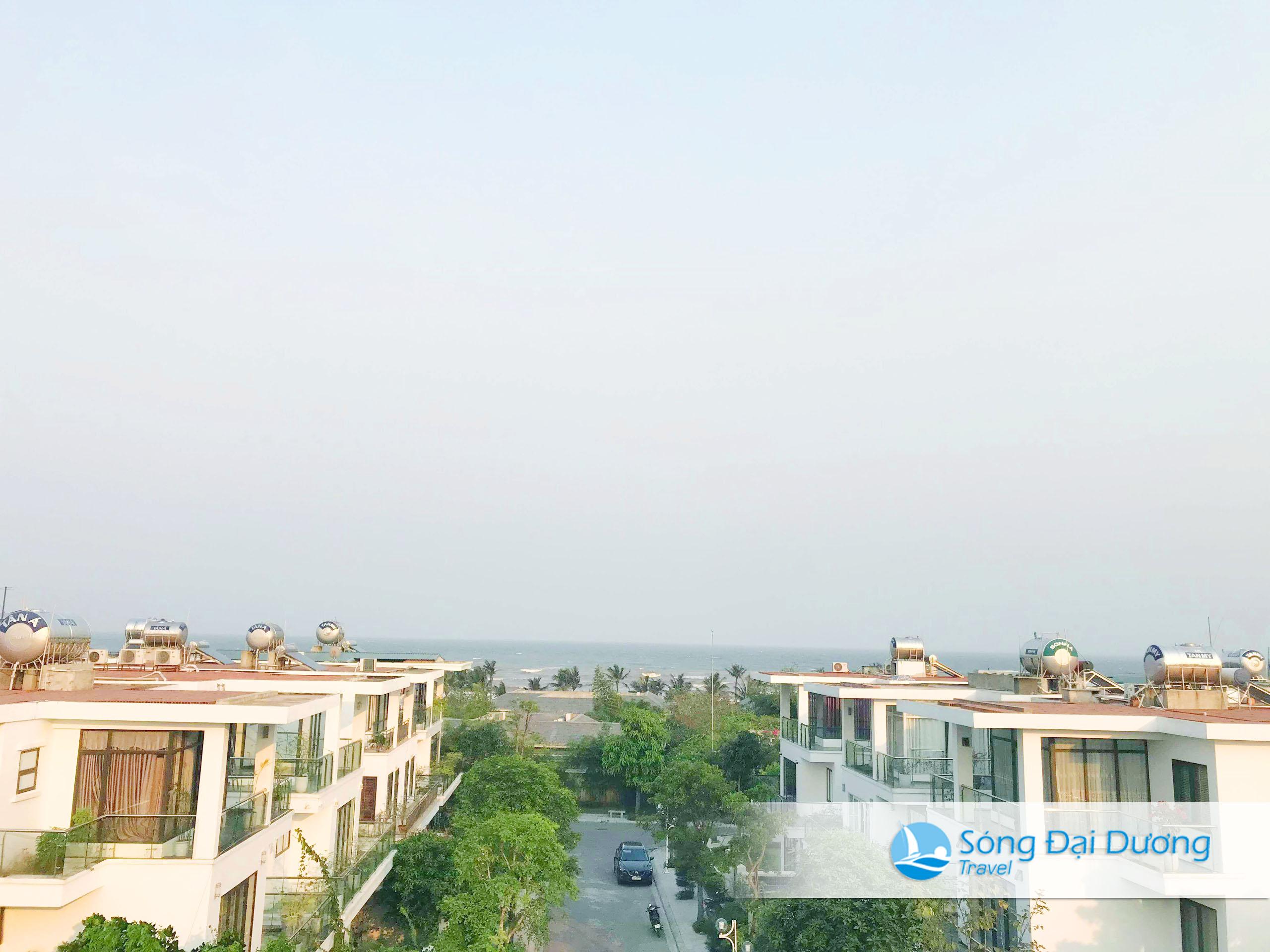 Villa Ngọc Trai NT34 có View biển