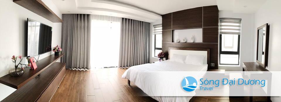 Phòng ngủ Villa đôi sang trọng