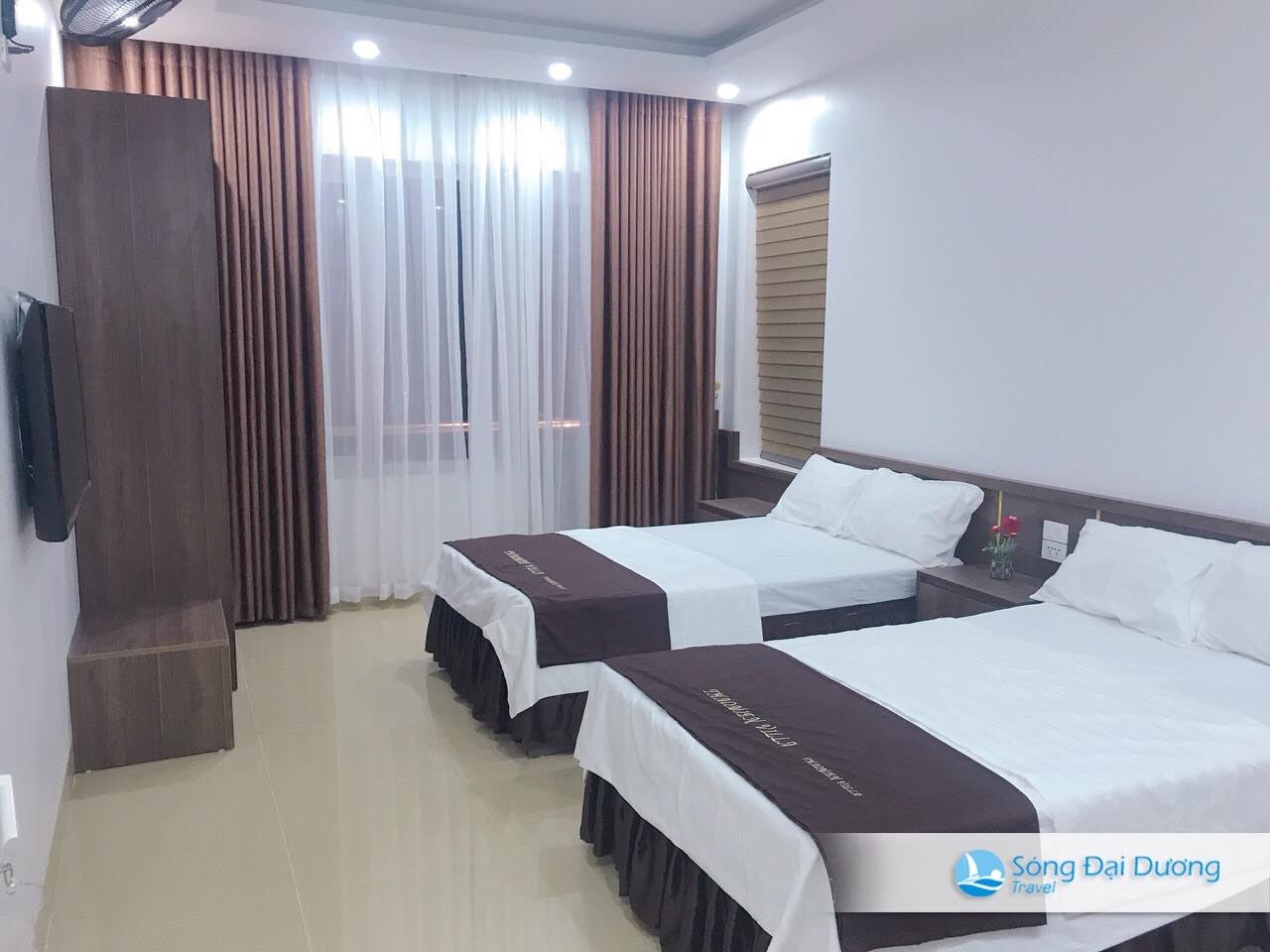 Phòng ngủ Villa Ngọc Trai NT125