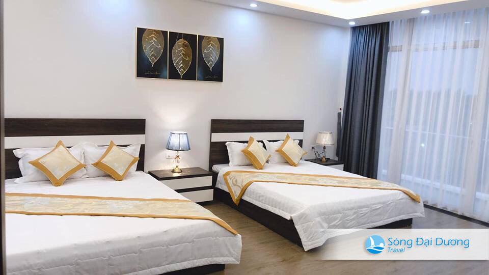 Phòng ngủ Villa SB125 đẳng cấp 5*