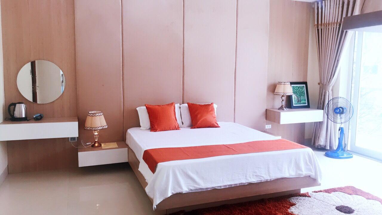 Phòng ngủ Villa SH14 sang trọng - lịch lãm