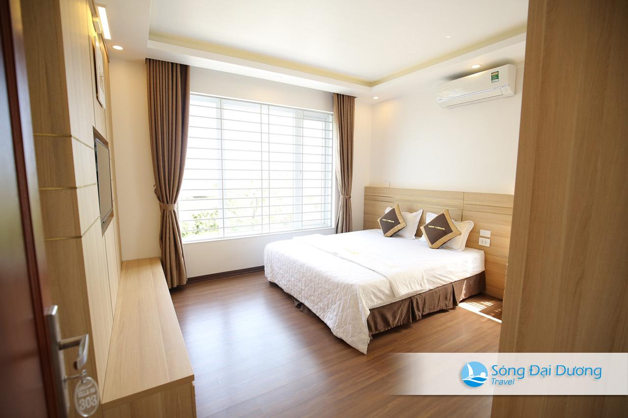 Phòng ngủ Villa FLC