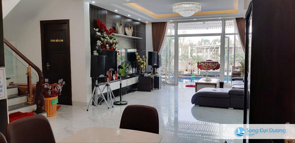 Phòng khách Villa FLC Sầm Sơn - Ngọc Trai NT127