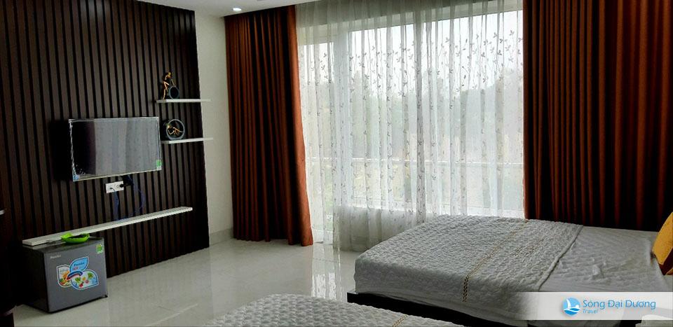 Phòng ngủ Villa FLC Sầm Sơn - Ngọc Trai NT127