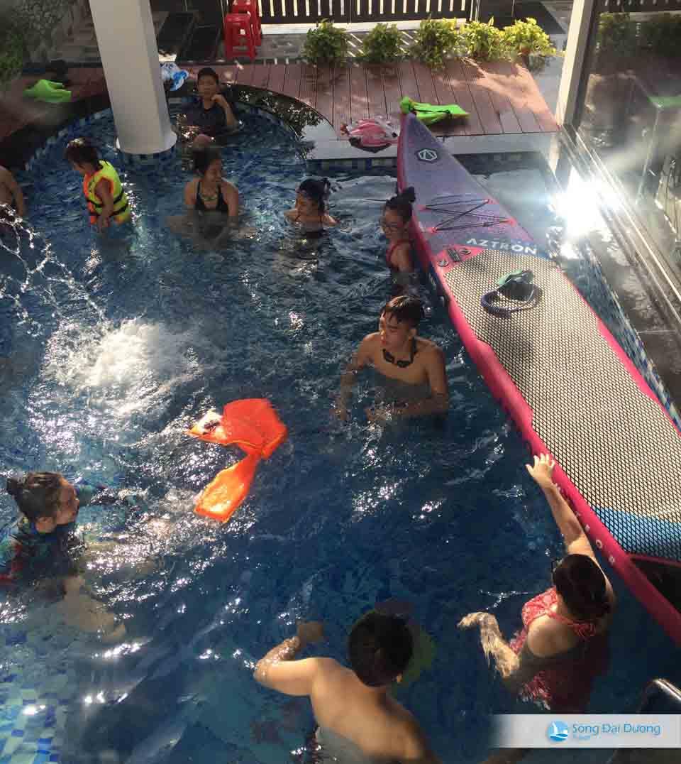 Villa FLC Sầm Sơn - Ngọc Trai NT128 - bể bơi