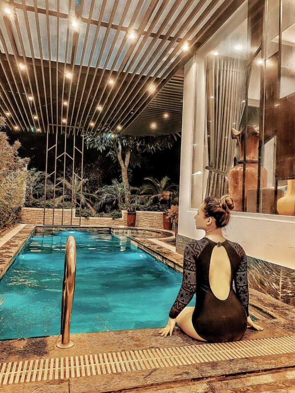 Villa FLC Sầm Sơn San Hô SH04 - bể bơi riêng biệt