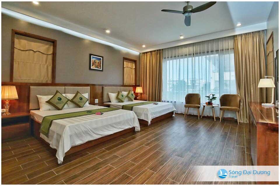 Villa FLC Sầm Sơn 7 phòng ngủ rộng mang đậm phong cách Châu Âu