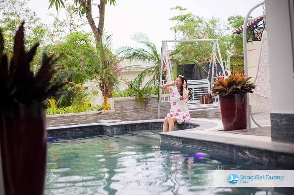 Villa FLC Sầm Sơn 6 phòng ngủ - bể bơi riêng