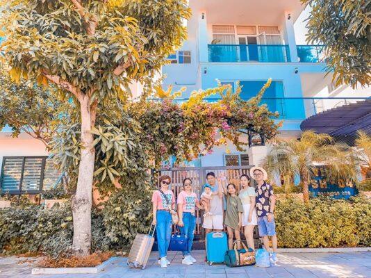 Hình ảnh khách hàng từ Sóng Đại Dương Travel
