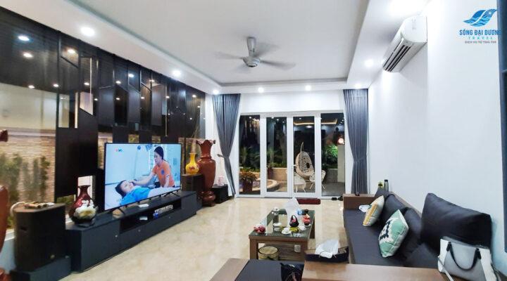Villa FLC Sầm Sơn San Hô SH04 - phòng khách