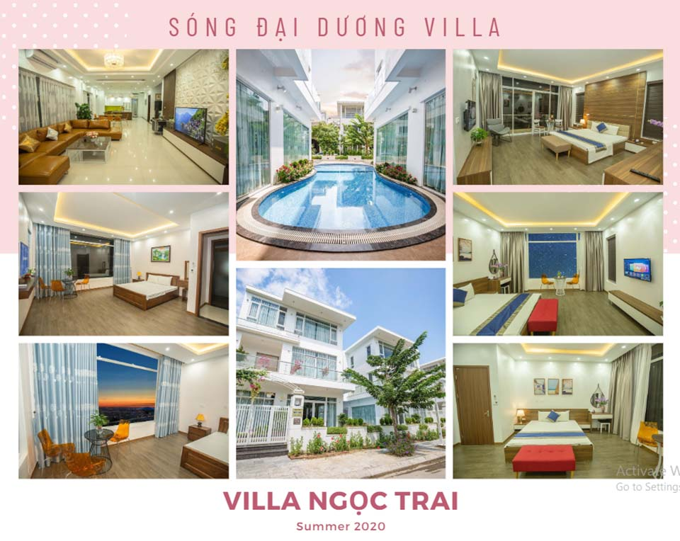 Villa Ngọc Trai FLC Sầm Sơn