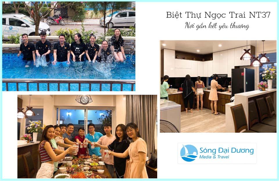 Biệt Thự FLC Sầm Sơn Ngọc Trai NT37 - Nơi gắn kết yêu thương