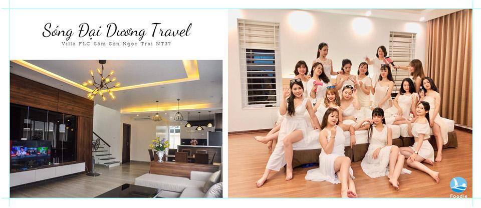 Villa FLC Sầm Sơn Ngọc Trai NT37 - nơi gắn kết yêu thương