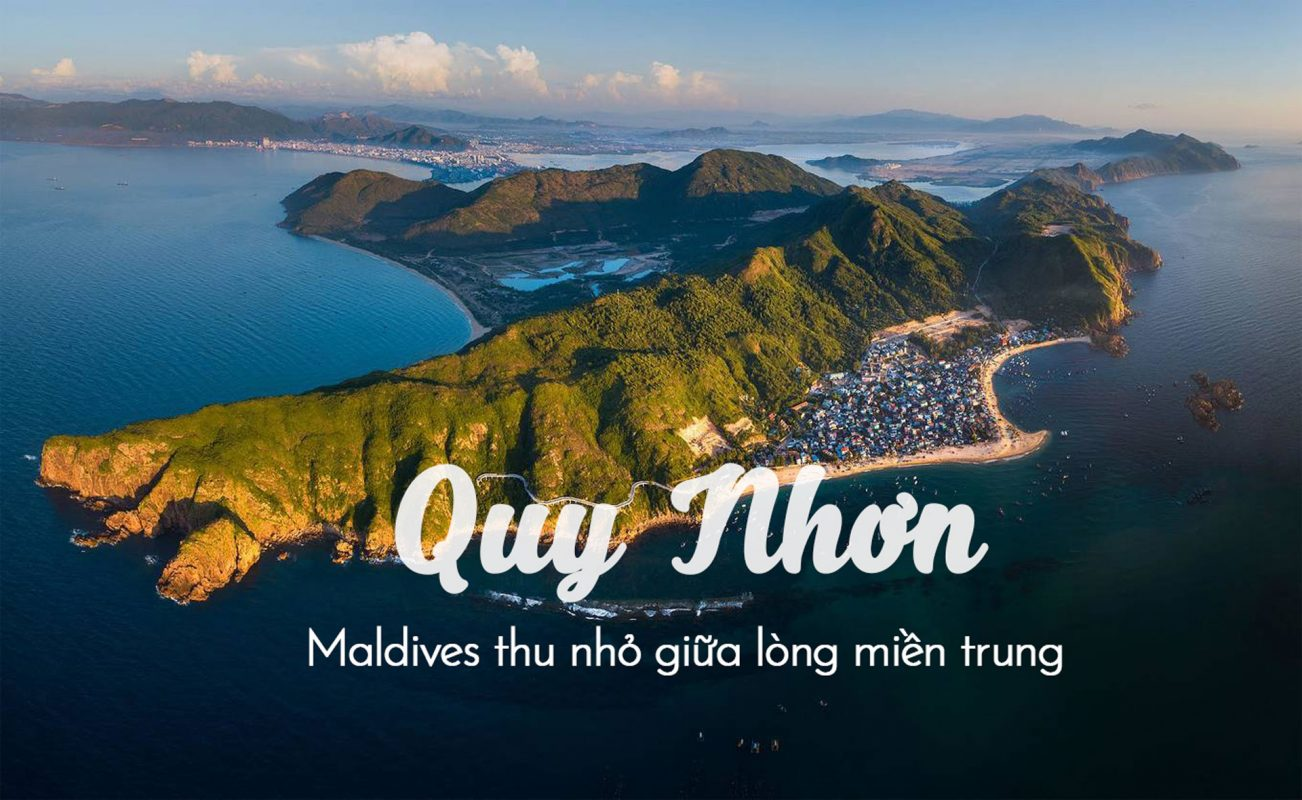 Nên đi Quy Nhơn hau Phú Quốc