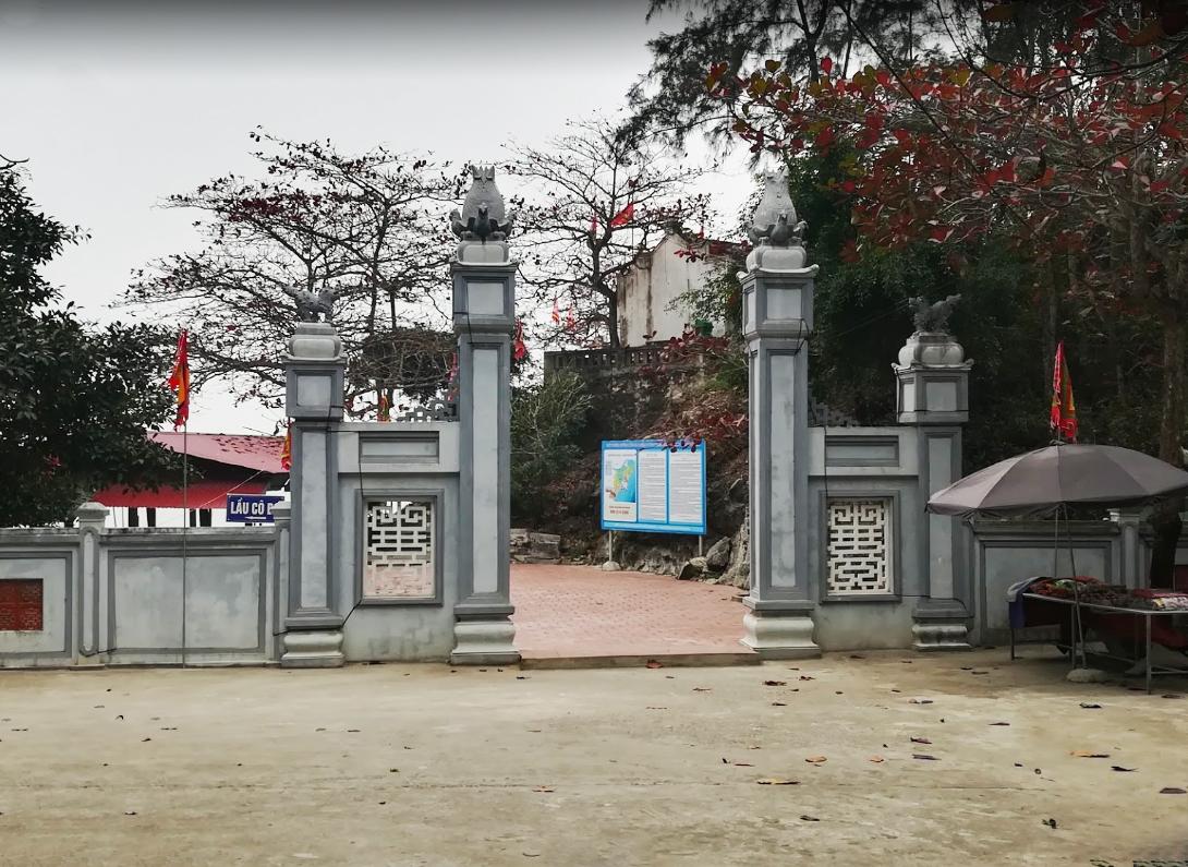Chùa Cô Tiên Du lịch Sầm Sơn