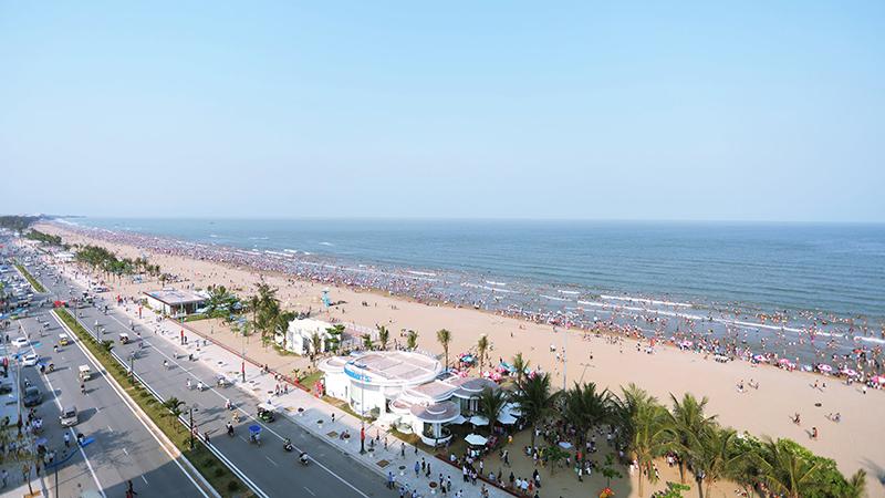 Bãi biển Sầm Sơn đẹp - Bãi biển Sầm Sơn thuộc tỉnh nào