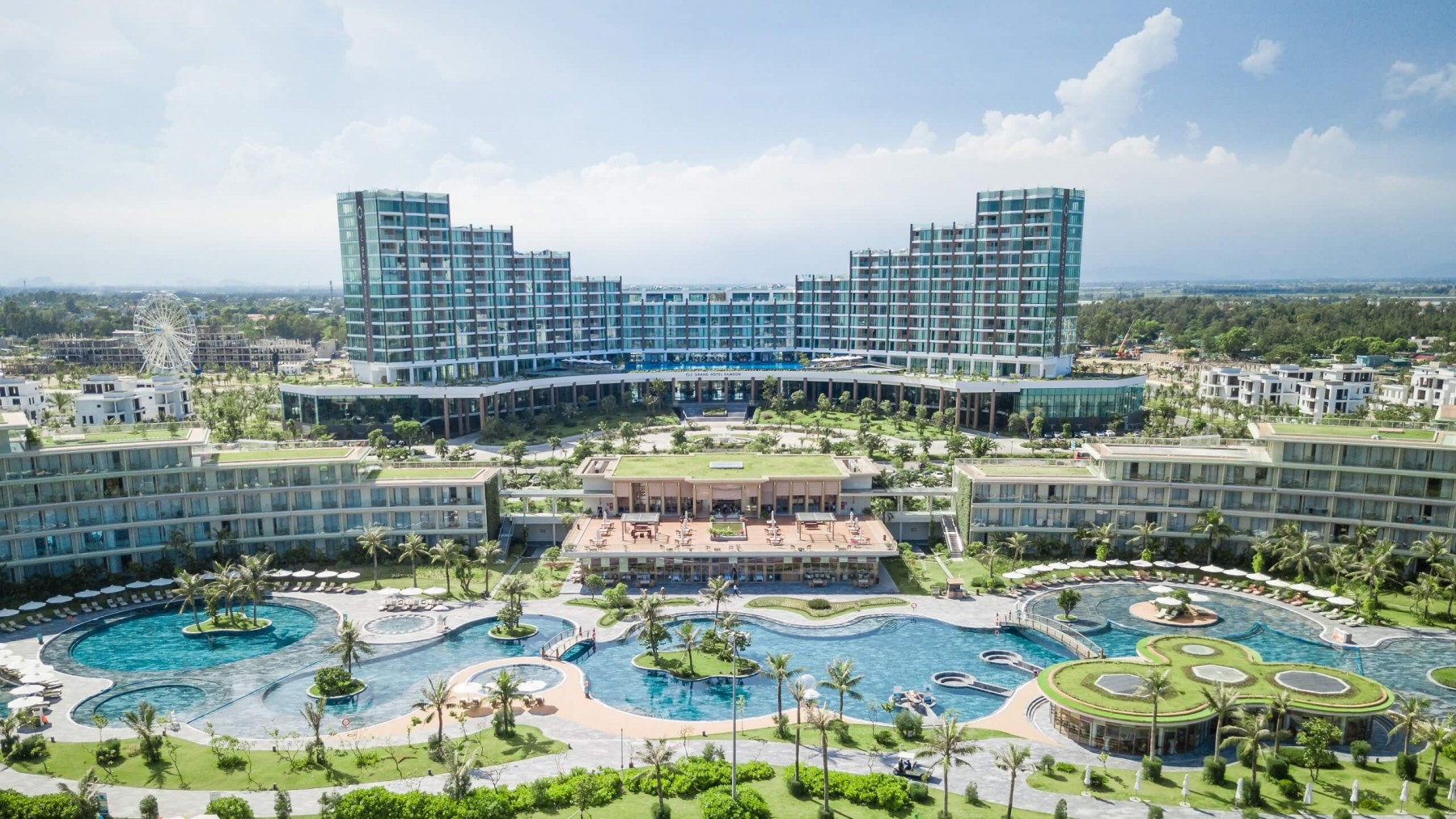 FLC Sầm Sơn - Du lịch nghỉ dưỡng miền Bắc