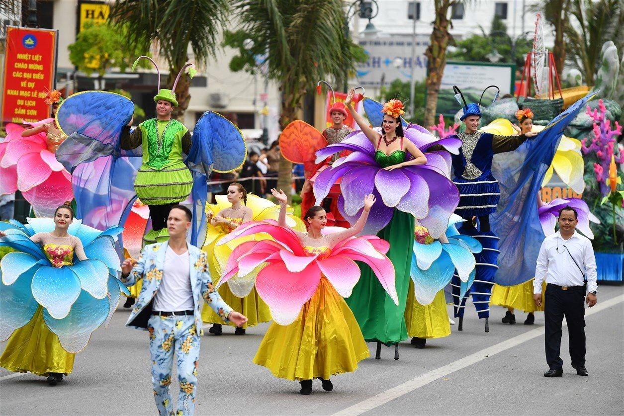 Lễ Hội ở Sầm Sơn