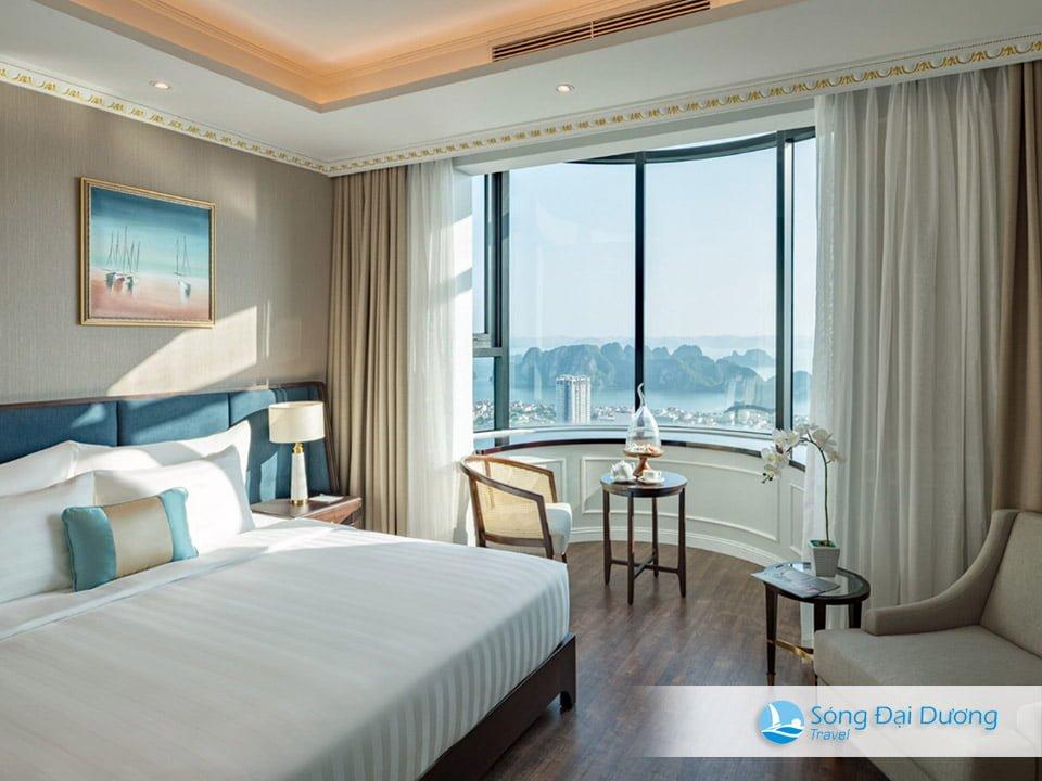 phòng khách sạn FLC Hạ Long