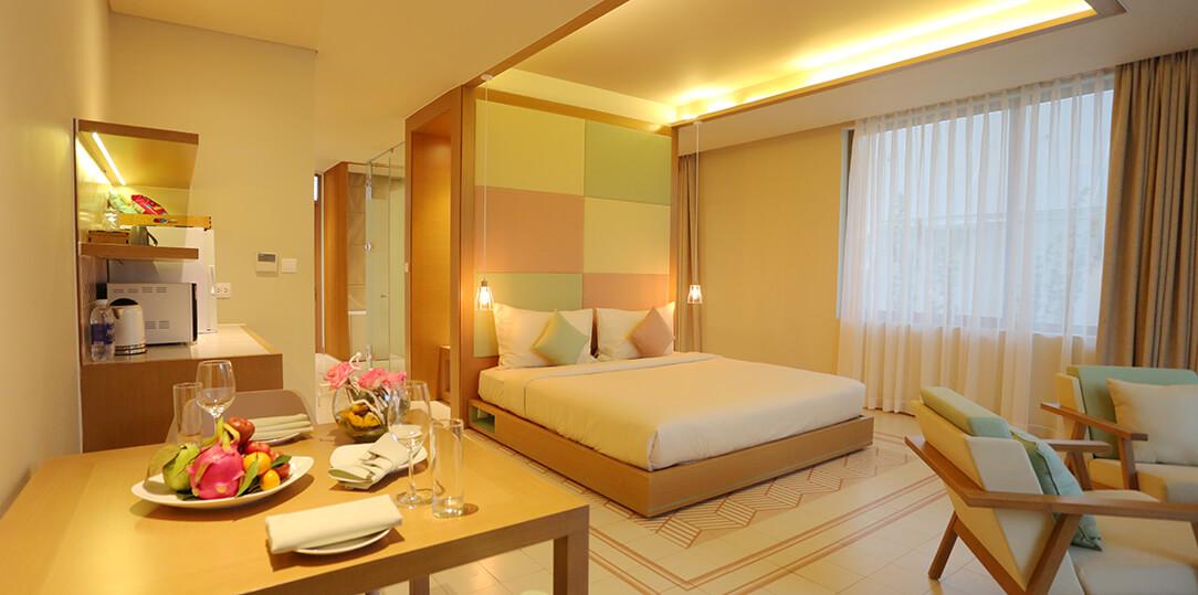 Phòng khách sạn FLC Sầm Sơn