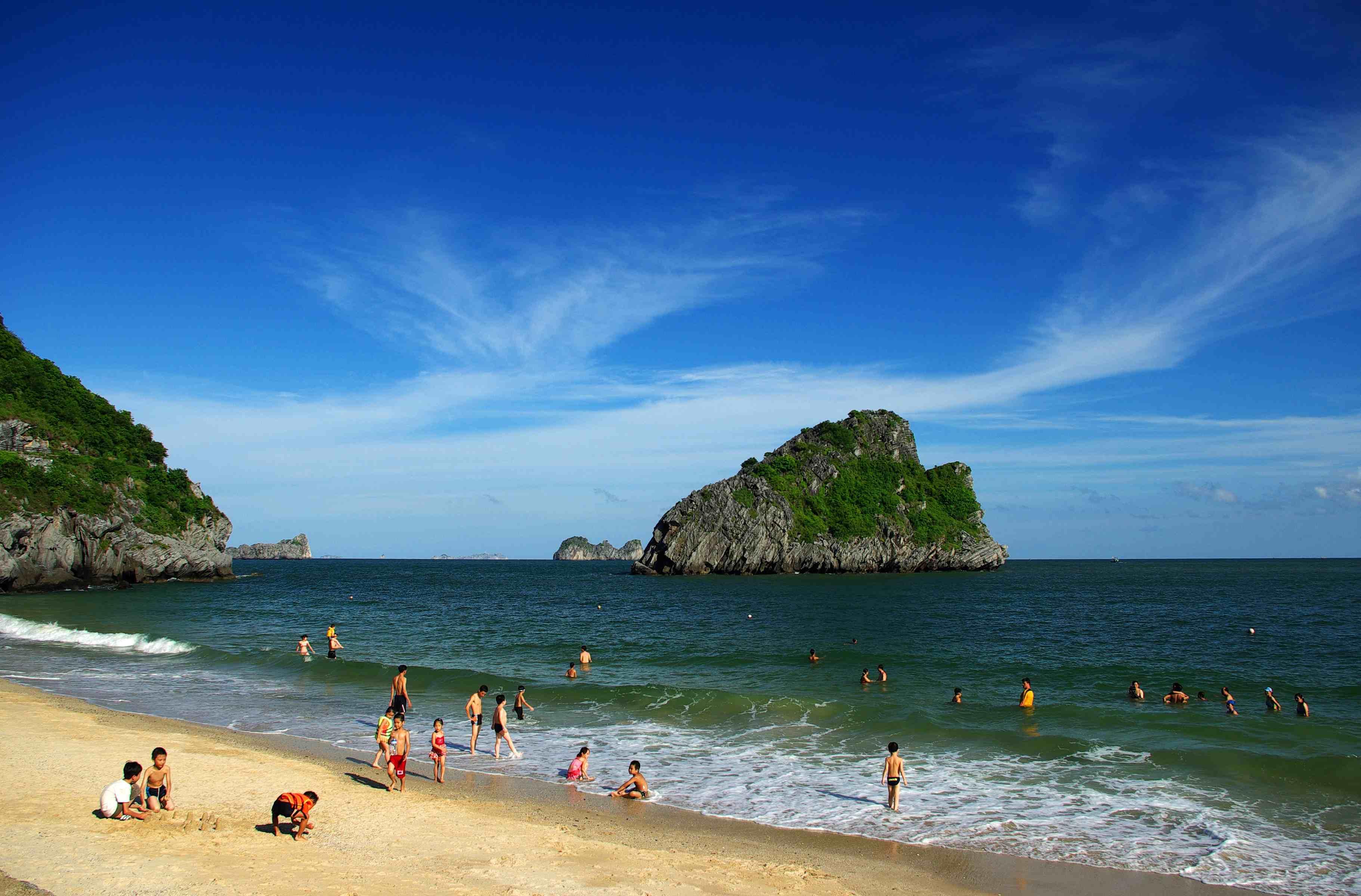 biển miền Bắc - Du lịch nghỉ dưỡng miền Bắc