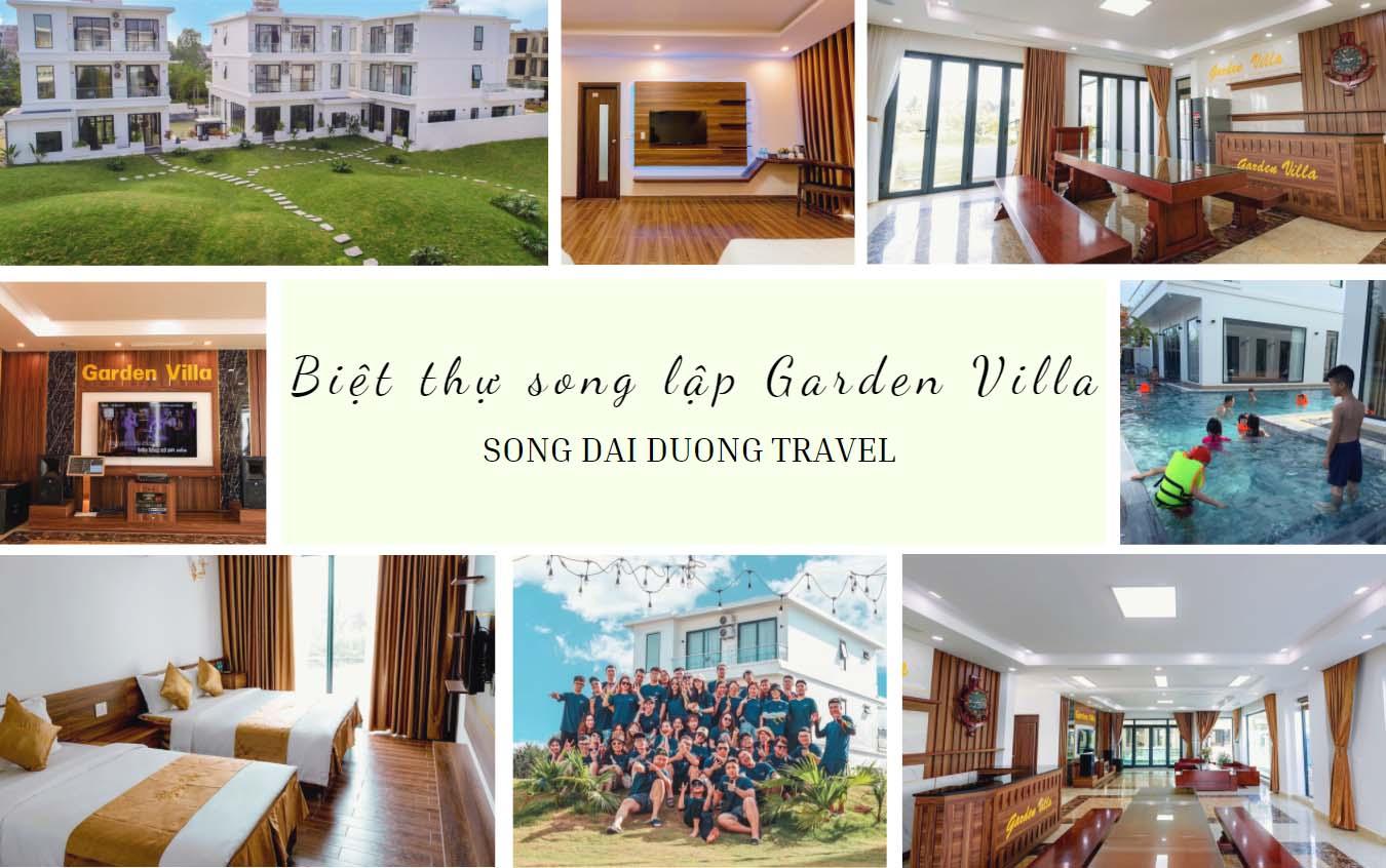 Villa đôi 12 phòng ngủ FLC Sầm Sơn - top 10 villa yêu thích nhất năm