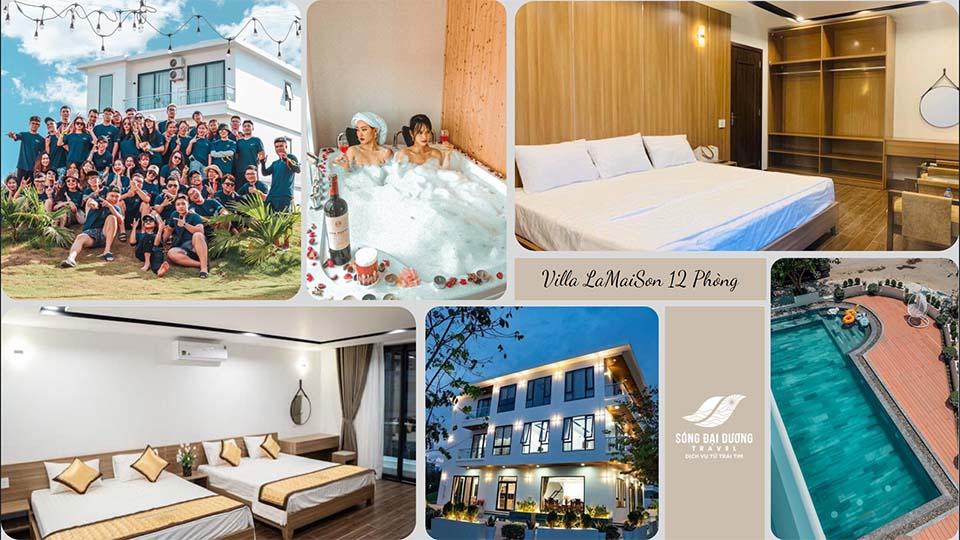 Villa FLC Sầm Sơn 12 phòng ngủ FUll tiện ích cao cấp