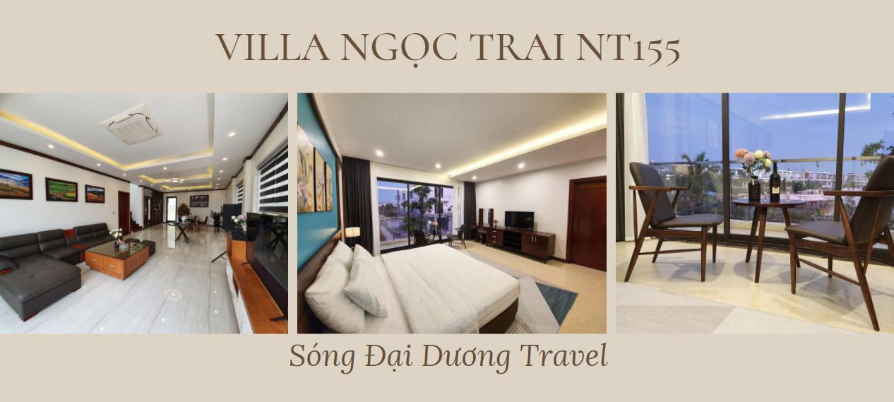 Villa FLC Sầm Sơn Ngọc Trai NT155